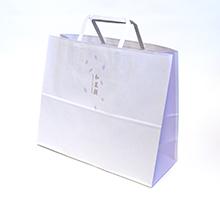 和菓撰バッグ うす紫